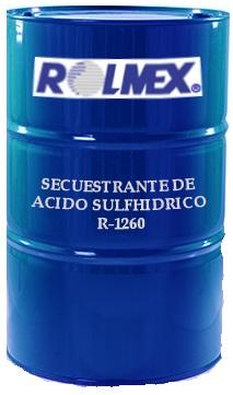 SECUESTRANTE DE ACIDO SULFHIDRICO R-1260