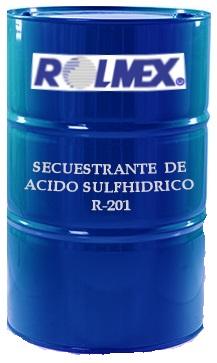 SECUESTRANTE DE ACIDO SULFHIDRICO R-201